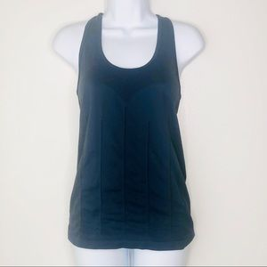 FABLETICS. Navy Dleta work out tank.